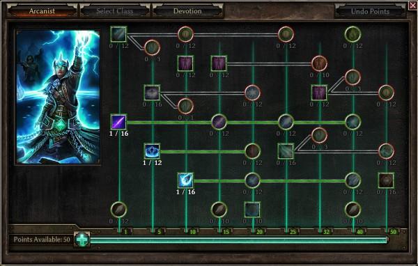 gm52 Arcanist Mastery
