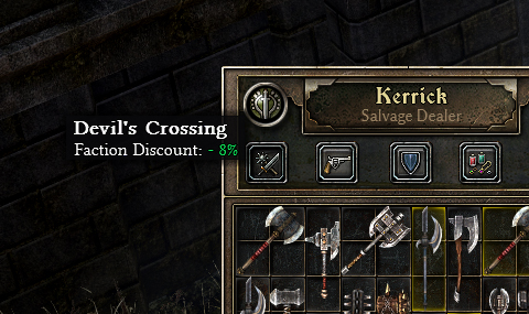 64 Faction Discount