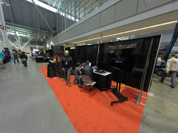 gm67 Booth