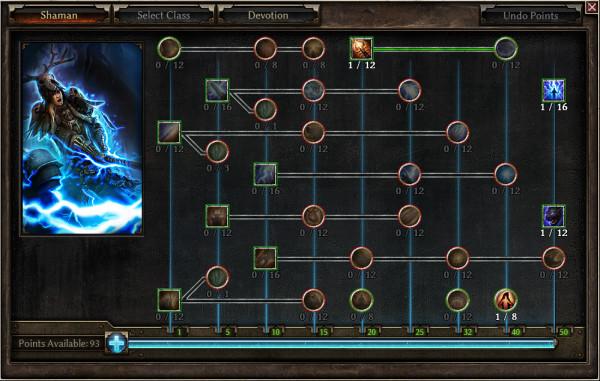 gm76 Shaman Mastery