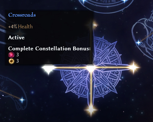 gm83 Complete Constellation