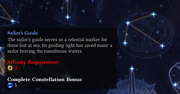 gm83 Locked Constellation